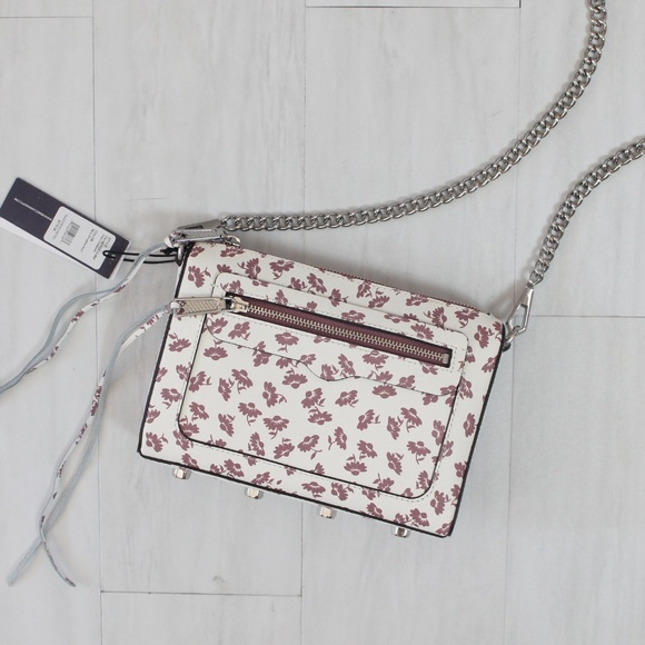 Smoothie Berry Avery Rebecca Nwt Minkoff Crossbody KJF1Tlc